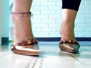 Ellen gay high point nc - Ultra pointed cooper high heels stilettos mules