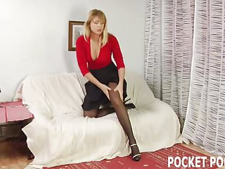 Milk your wifes breasts You need an experienced milf to milk your cock