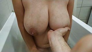 Big Natural Tits Of A Young Step Mom