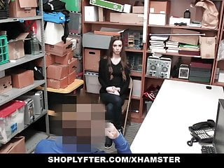 News strips to get ratings up Shoplyfter - teenage fuck up gets strip searched