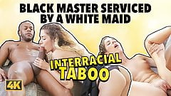 BLACK4K. Each inch of huge dick brings young babe Monique