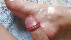 Feet and Cock