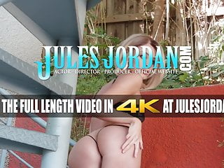 Jules asner naked Jules jordan - emma hix sucking on a big black cock