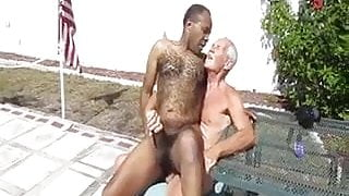 GBM gives head & tail to Hot White Daddy (GBMbjblownfkdDTD)