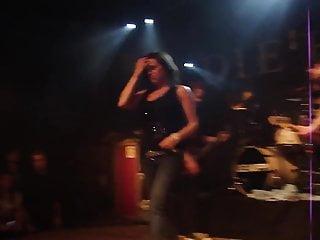 Celebrities bending over showing ass Marta jandova cum jerker bend over ass big tits shake stage