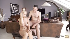 DADDY4K. Dad wants to fuck angel Dream Nikki while