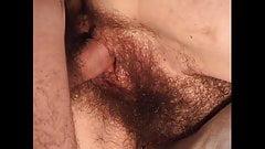 Hairy dojrzała inge v2 - zalana