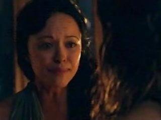 Marisa miller tits Spartacus: marisa ramirez