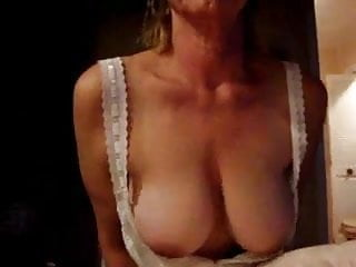 My mothers naked boobs - Naked boobs on display