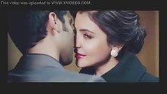 Bollywood aktorka gorący pocałunek
