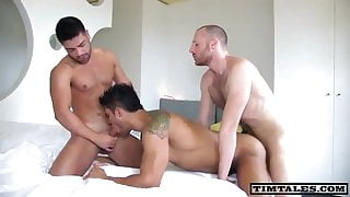 tim k. et deux latinos