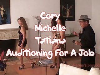 The amateur dramatics Cory, tatiana and michelle - the amateur blowjob queens
