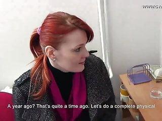 Nure examines boys porn Maggie anal examination