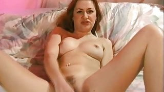 Beautiful Housewife Makes Herself Cum