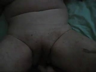 Older mom facial - Sons friend fucks his older mom real