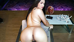 VRLatina - Beautiful Latin Teen With Big Ass Gets Anal Fuck
