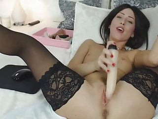 Vintage toe sucking Squirt in heels, anal fucking and nylon toe sucking