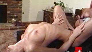 BRUCESEVENFILMS - Lesbian succubi Bambi Love whipped hard
