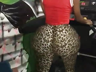 African ass big Super thixk african ass