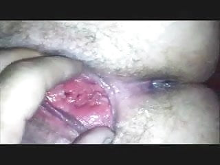 Real wife sex pic Dildo fucking my real wife after sex, part 2