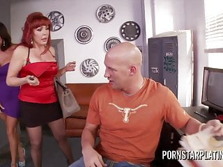 Vanessa hutins naked Tara holiday and sexy vanessa fuck the mechanic