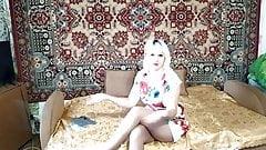 sexy Mature milf blogger