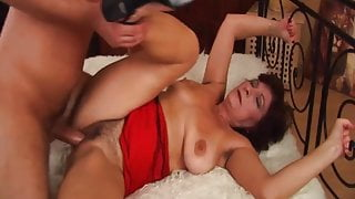 busty hairy step mom brutal rough fucked
