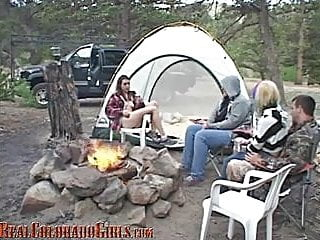 Dick in colorado Colorado camping sex part 1 - the girls get naughty