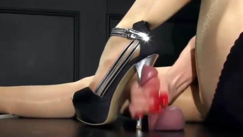 Take Me There Tattoo Masturbation Heels Indoors Video One 1