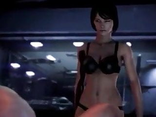 Mass effect to include sex scene Mass effect 3 all romance sex scenes female shephard