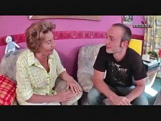 Spank grandma Old grandma martha will always want cock