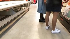 Milf 2 with pantyhose at Hornbach