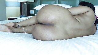 Big Ass Indian Wife Showing Her Ass - Made from Heaven Hindi