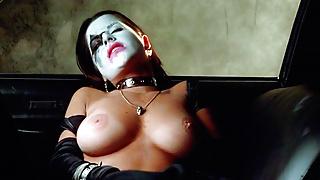 Nude Celebs - Best Nudes in Horror Movies vol 2