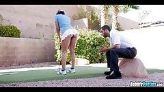 Golfing with no Panties