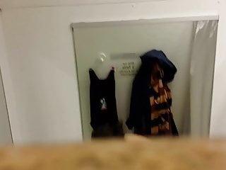 Amateur gay spy cams German hidden spy cam voyeur changing room 1