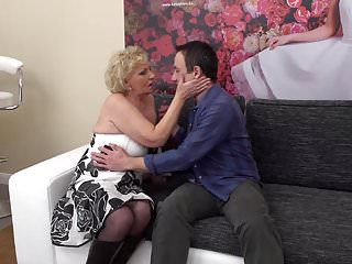 Inside cunt pictures Granny gets young guest inside her hairy cunt