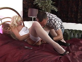 Vintage underwear videos - Sexy michelle thorne gets spooing while keeps her underwear on