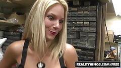 Money Talks - Sofia Maya Jmac - Public Pussy - Reality Kings