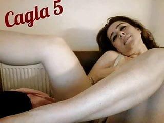 Italian shemale sex clip - Skype hiddencam clip 5