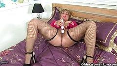 An older woman means fun part 376