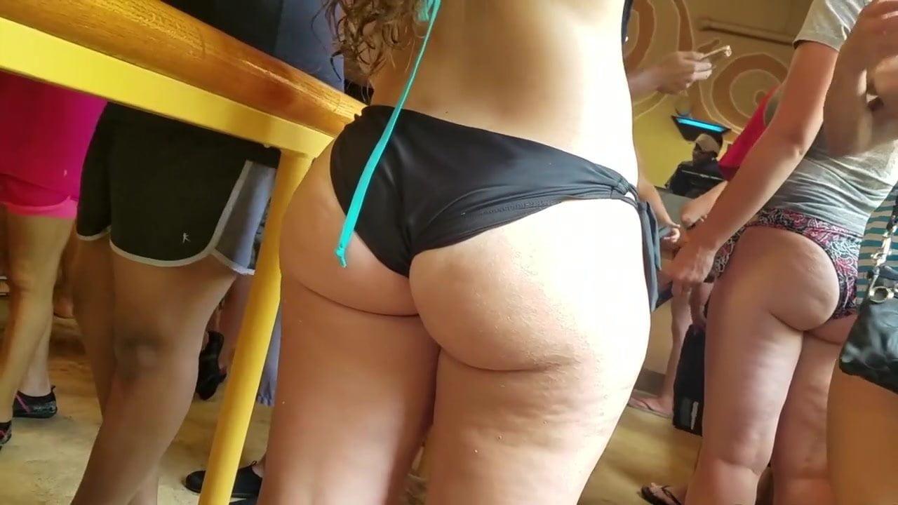 Big Booty White Girl Pov