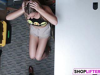 Teen backroom tube - Backroom sex or jail for innnocent teen shoplifter