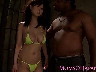 Asami kanno sex Bigtitted milf sayuki kanno bbc fucked