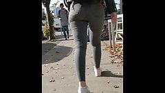 Teen Jeans Butt