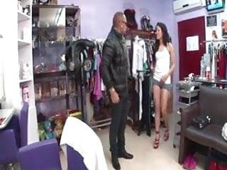 Stephanos nude - Samantha pink and stephano show