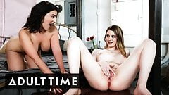 Crazy Lesbian Squirting Orgasms with Bunny Colby & LaSirena6