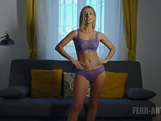 Nude lingerie mature Colette nude lingerie try on haul