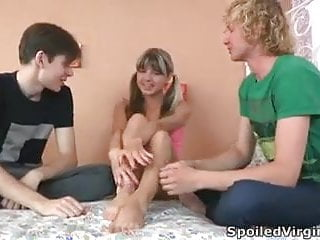 Hws a virgin - Penelope is a young and erotic blonde, but a virgin. she has