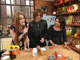 Miley cyrus giving blowjob Miley cyrus licks spoon slow